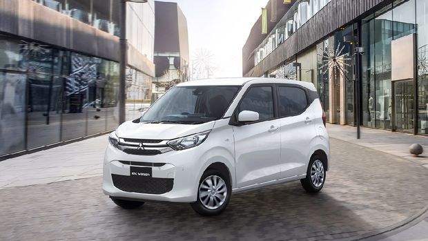 Kei Car Mitsubishi di Jepang Mirip Xpander versi 'Sachet'