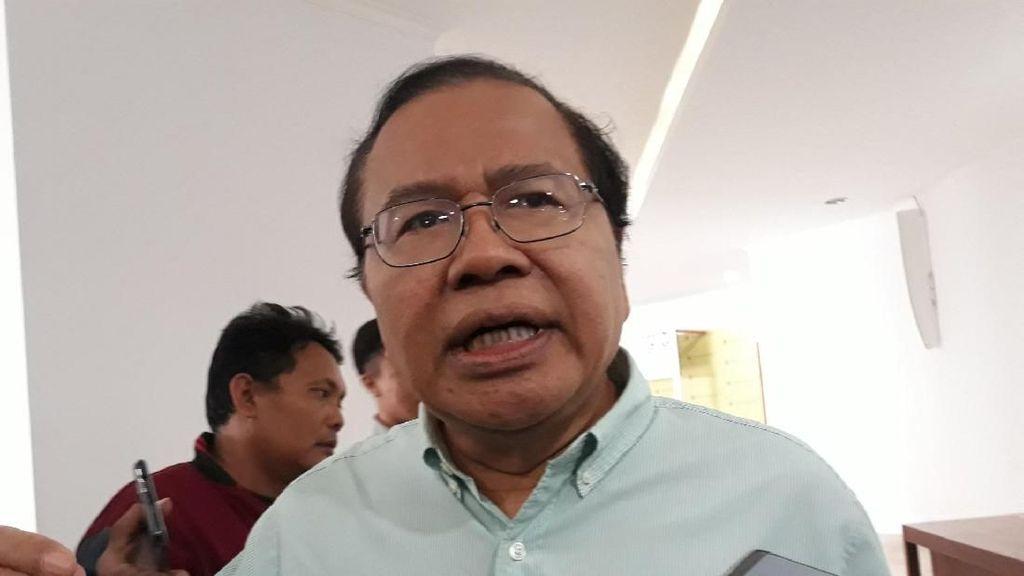 Rizal Ramli Sebut Ekonomi RI Nyungsep, Istana Jawab Begini