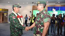 Kontingen TNI AD Juara Umum Lomba Tembak AASAM 2019 Disambut di Tanah Air