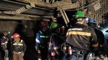 Tambang Underground Freeport Longsor, 2 Pekerja Terjebak di Dalam