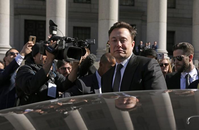 Elon Musk SEC