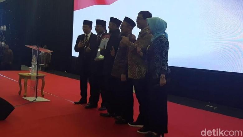 Rektor-Aktivis Kampus Indonesia Deklarasi Dukung Prabowo-Sandiaga