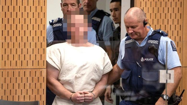 Pelaku Serangan Teror Masjid New Zealand Akan Jalani Tes Kejiwaan