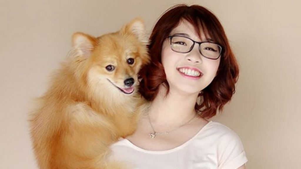 Tepat di Pemilu 2019, Kimi Hime Senang Dapat Gold Play Button YouTube
