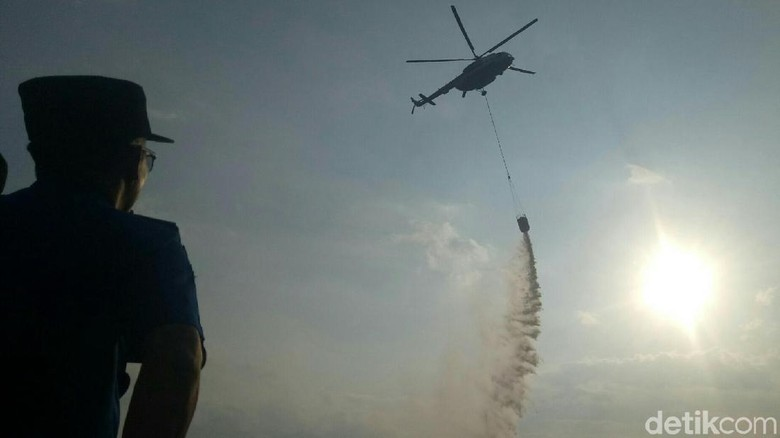 Pemkab OKI Sumsel Tetapkan Siaga Darurat Karhutla hingga Oktober 2019