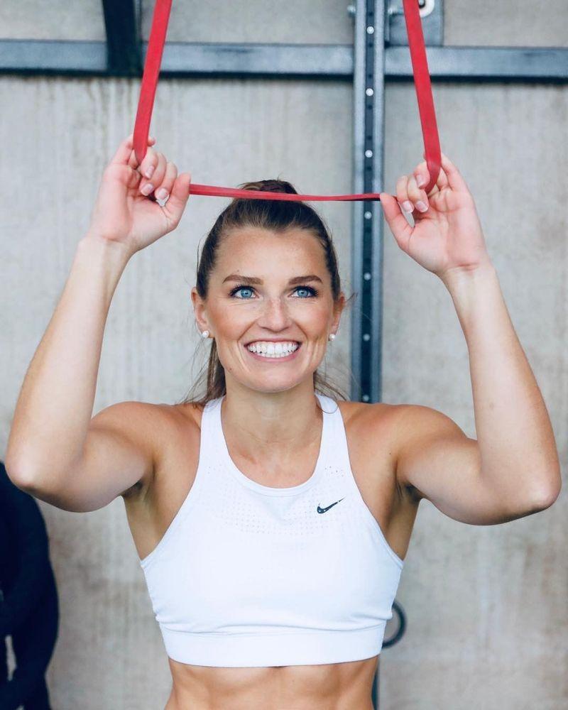 Masih berusia 25 tahun, Robin Bone merupakan salah satu atlet lompat galah berbakat dan menginspirasi dari Kanada (Instagram/robinbone)