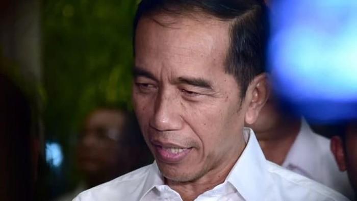Jokowi (Foto: Instagram/@jokowi)