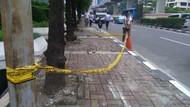 Jejak-jejak Penjambretan Maut di Rasuna Said Jaksel