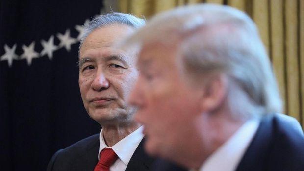 The Fed Bawa Kabar Negatif, Asa Damai Dagang Kerek Bursa Asia