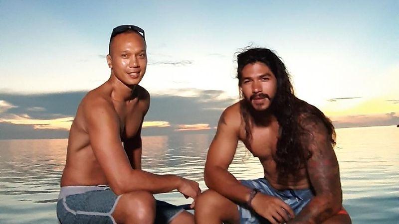My Trip My Adventure menampilkan Jeremiah Aquaman Lakhwani dan Bima Aryo bertualang ke Taman Nasional Kepulauan Togean, Sulawesi Tengah (My Trip My Adventure)