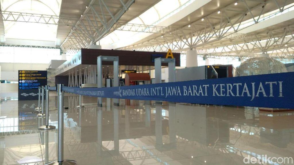 Kata Pemprov soal Ide Pembangunan Bandara Kertajati yang Kini Sepi