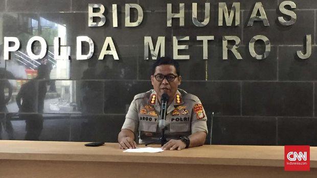 Kabid Humas Polda Metro Jaya Kombes Argo Yuwono.