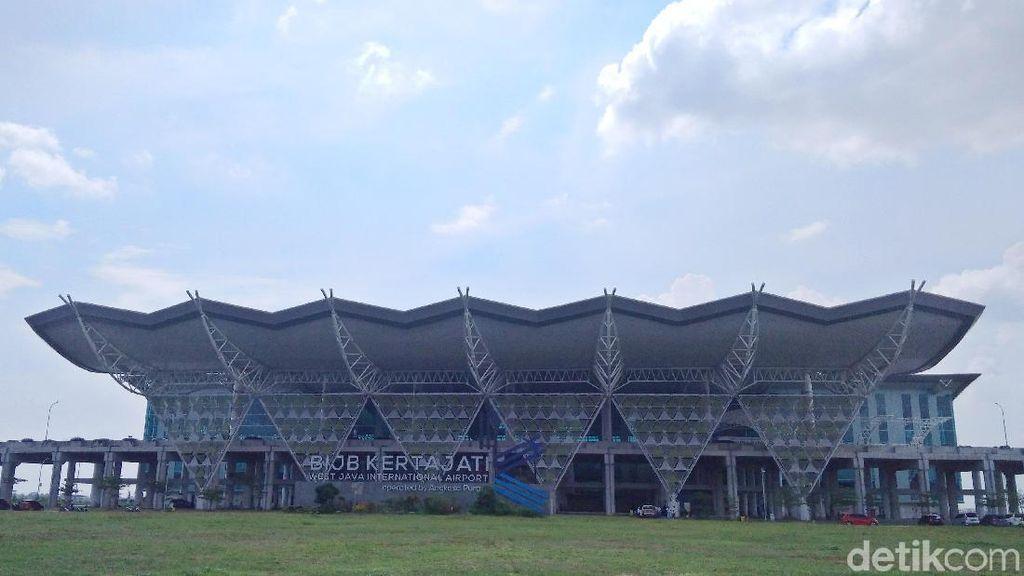 Bandara Kertajati Sepi, Pemprov Jabar: Sesuai Kajian, Feasible