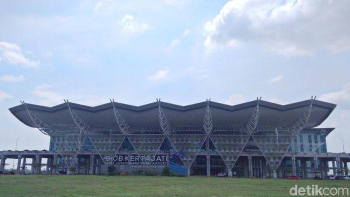 Bandara Kertajati/Foto: Sudirman Wamad