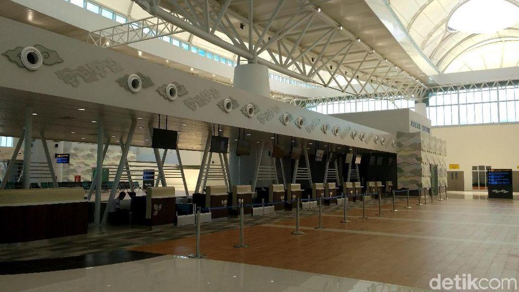 Bandara Kertajati Sepi, Menhub: Akan Kita Kembangkan