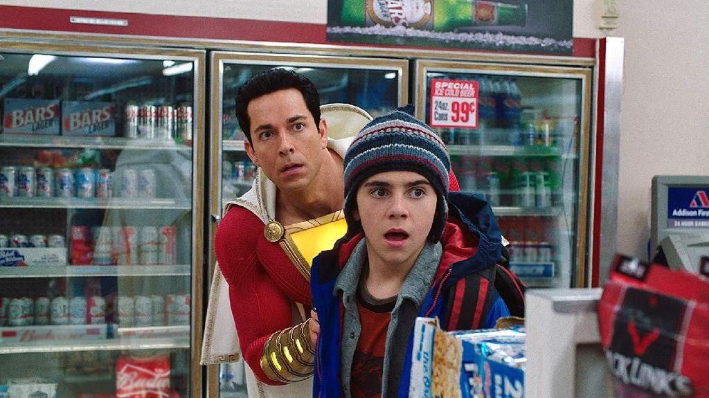 Fakta Menarik Film Shazam!, Superhero Paling Kocak Dari DC