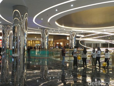 Libur Panjang di Cibubur, Asyiknya Main ke Trans Studio Mall