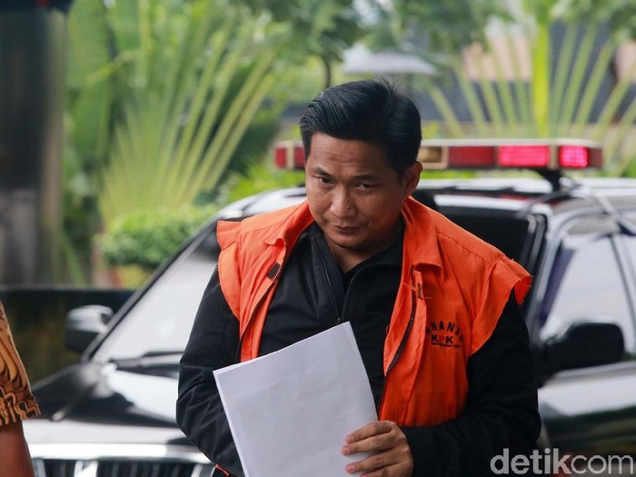 Bowo Sidik Pangarso  (Foto: Ari Saputra/detikcom)