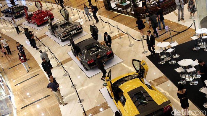 Ilustrasi Lamborghini/Foto: Rengga Sancaya