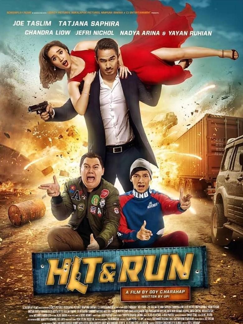 Foto: Hit & Run (Screenplay)