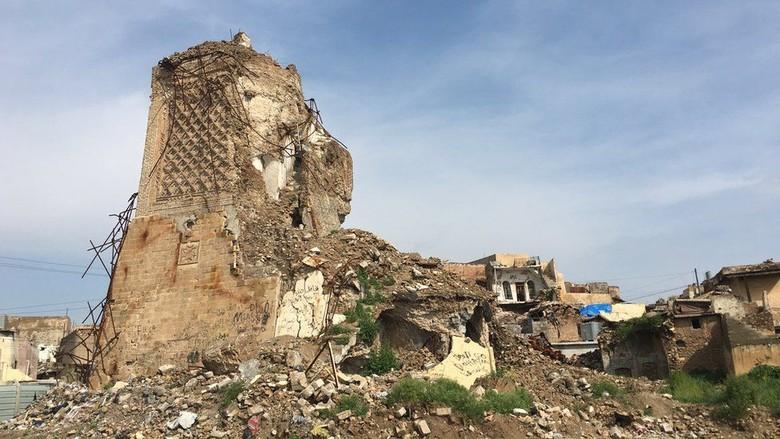 2 Tahun Usai Kekalahan ISIS, Mosul Masih Berusaha untuk Bangkit