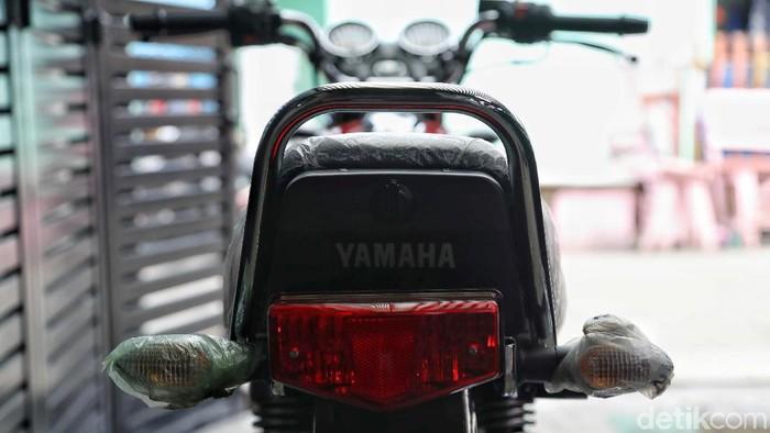 Yamaha RX King milik Sahroni Crazy Rich Priok .