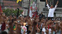 Jokowi Targetkan Raih Suara Lebih dari 80 Persen di Brebes