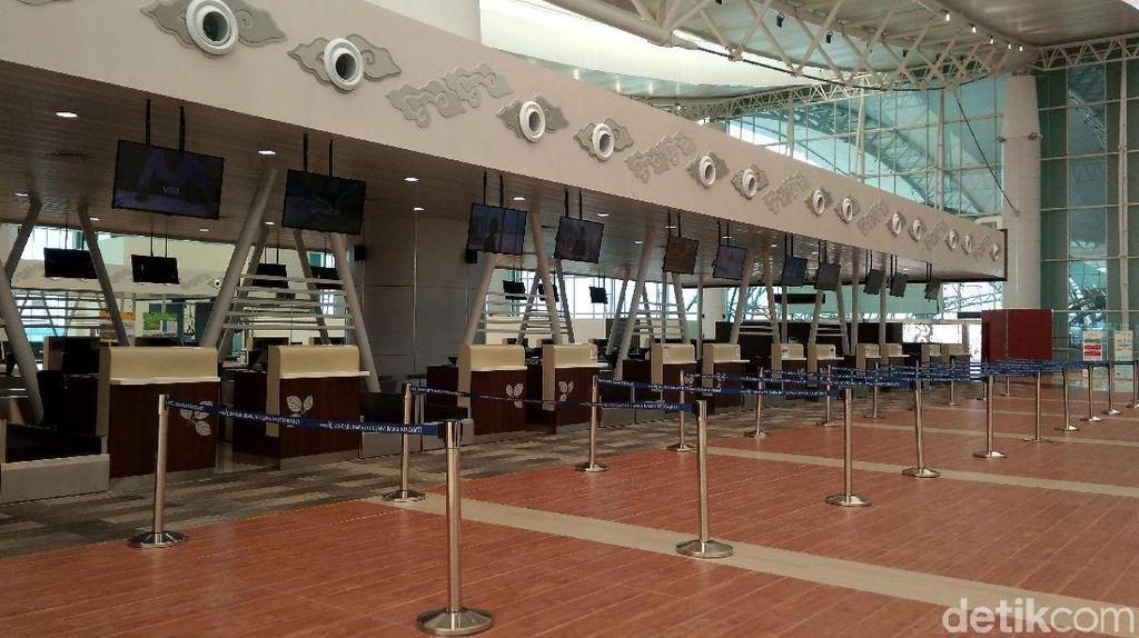 Bandara Kertajati Sepi, Menhub: Harus Ada Kolaborasi Antar Moda