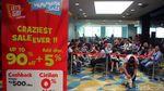 Warga Serbu Bazar Mainan Anak