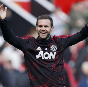 Man United Segera Lepas Empat Pemain Tim Utama: Mata, Lukaku, Rojo, Darmian