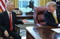 Trump Ancam Naikkan Bea Impor, Wakil PM China Tetap ke AS