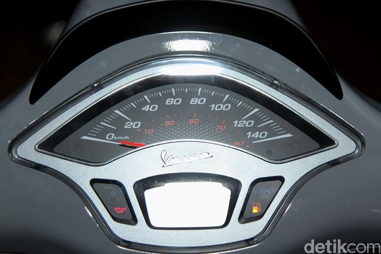 Speedometer Manual Vespa Foto: Rifkianto Nugroho