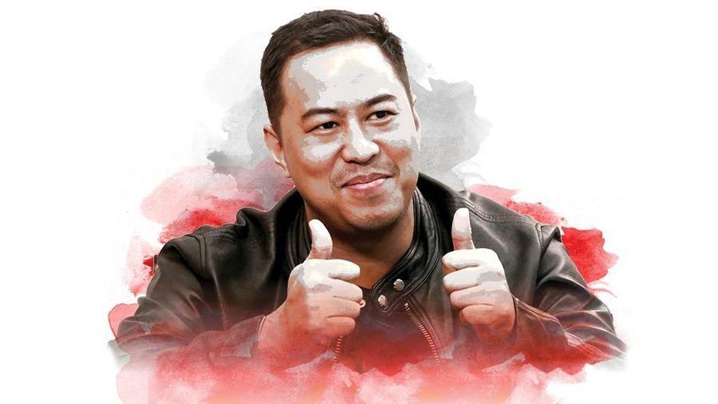 Tentang Pandji yang Tak Punya Alasan pilih Prabowo, Males Jokowi