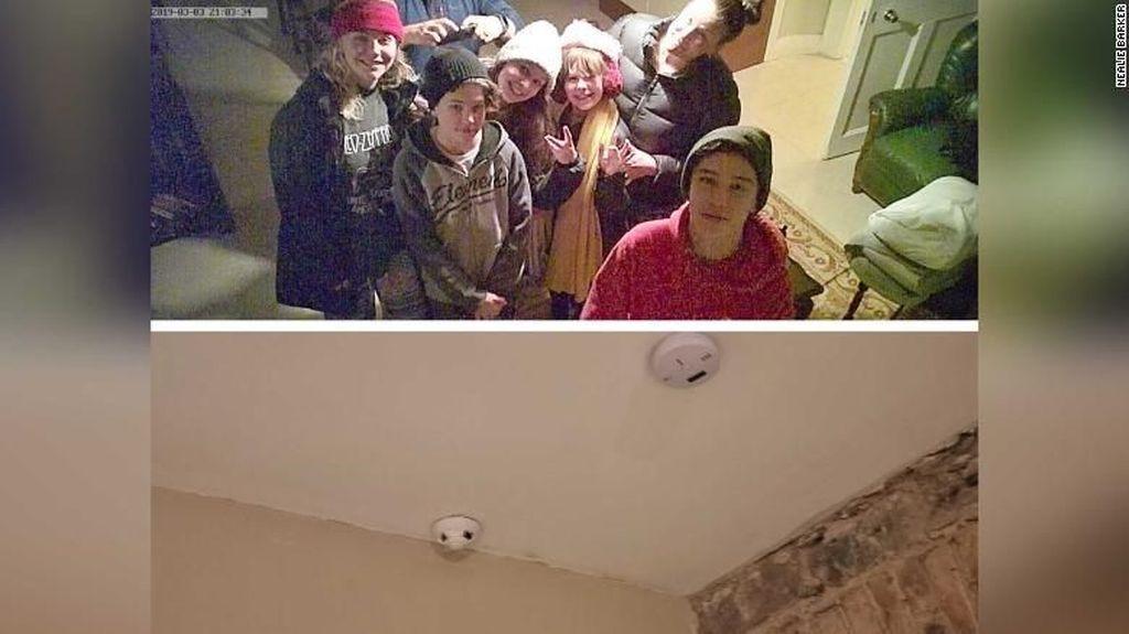 Sewa Airbnb, Keluarga Ini Dikejutkan Kamera Tersembunyi