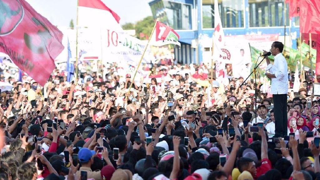 Jokowi: Kalau Ada Tetangga Kena Isu Hoax, Harus Berani Luruskan