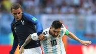Griezmann Penasaran Berat Main Bareng Messi