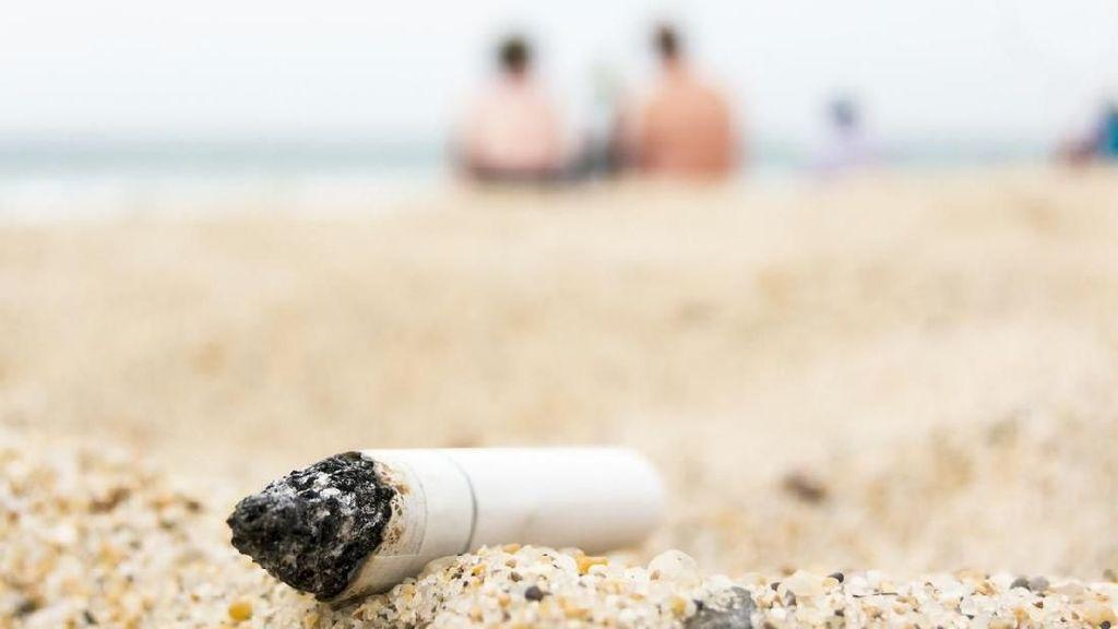5 Jenis Sampah Paling Banyak di Pantai, Nomor Satu Bikin Geram