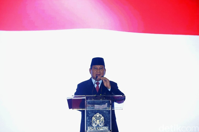 Cerita Prabowo Disindir Tak Ada Baliho: Kami Paheli, Paket Hemat Sekali
