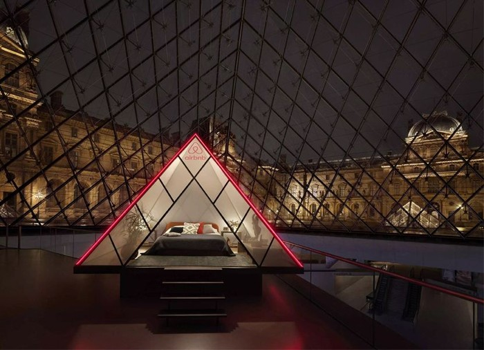 Museum Louvre. Foto: Dok. Airbnb