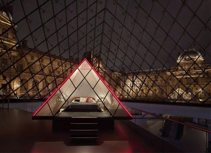 Museum Louvre. Foto: Dok. Airbnb