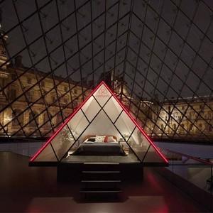 Sekali Seumur Hidup, Museum Louvre Paris Buka Tempat Menginap untuk Semalam