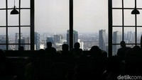 Ini yang Bikin Banyak Gedung Perkantoran Kosong di Jakarta