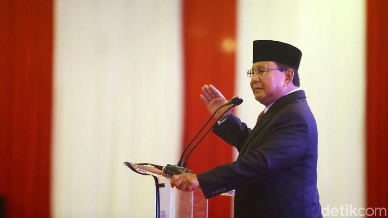 Prabowo Ucapkan Selamat Hari Kartini: Jangan Pernah Menyerah