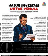 Ingin Jadi Investor Pemula, Mari Simak Strategi Jitunya
