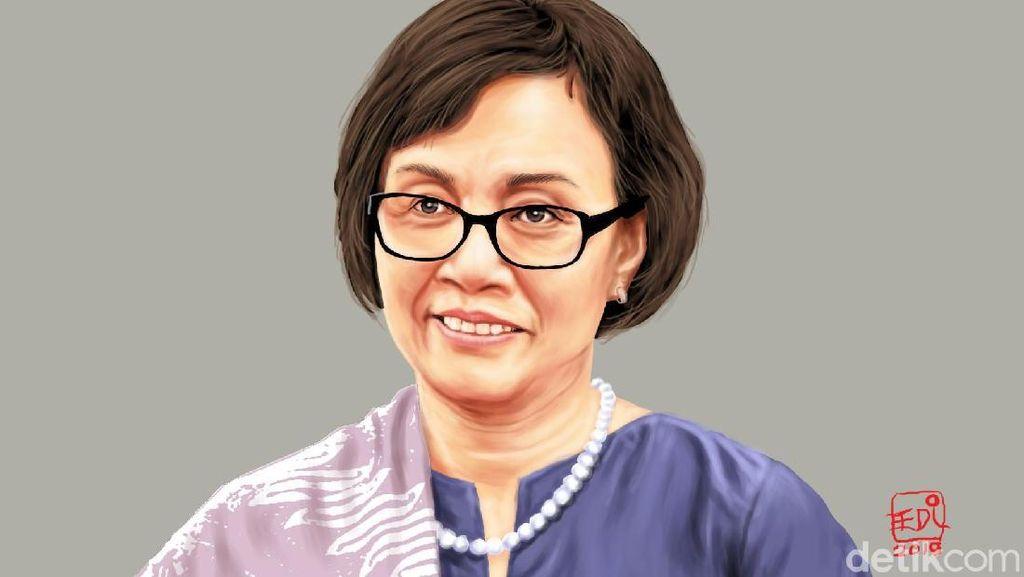 Demo Guncang Pasar Keuangan RI? Ini Kata Sri Mulyani
