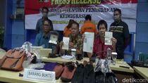 Dagang Tanpa Izin, 2 WN China Dibekuk Petugas Imigrasi Makassar