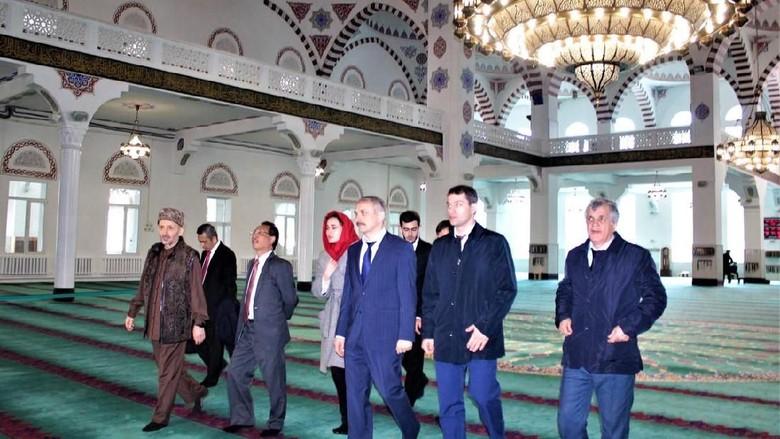 Sukarno dan Jejak Islam di Dagestan