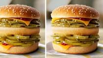 Pickle Burger hingga Anjing Antar Pizza, Ini 5 Lelucon April Mop Versi Restoran