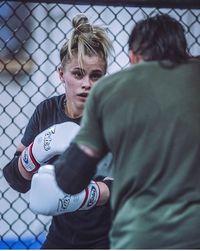 Petarung UFC Paige Vanzant