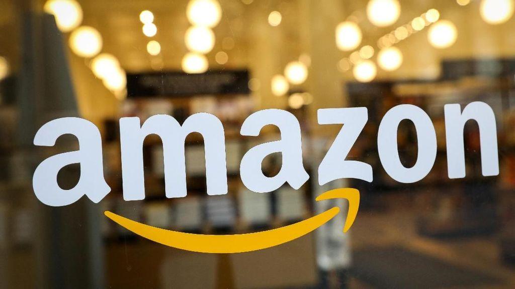Puluhan Kurir Amazon Terima Bantuan Corona sampai Rp 14 Miliar